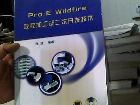 Pro/E Wildfire数控加工及二次开发技术