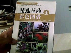 黔版中草药彩色图谱系列:精选草药彩色图谱(4)