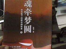 魂牵梦圆:老兵笔下的新中国故事 上册