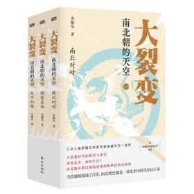 大裂变:南北朝的天空(全三册)