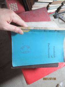 Handbook of Oscilloscopes 5630