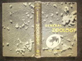 GENERAL ZOOLOGY   1957年,16开精装版