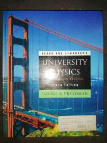 SEARS AND ZEMANSKY'S    UNIVERSITY PHYSICS,WITH  MODERN  PHYSICS-TENTH EDITION