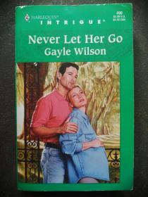 INTRIGUE  NEVER LET HER GO WILSON