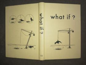 What If ?(International edition) Serious Scient )  那些古怪又让人忧心的问题