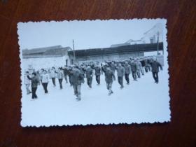 文革前后照片—体育运动