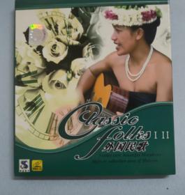 外国民歌  双碟装