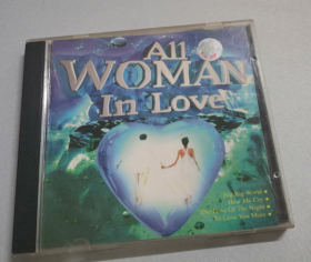All Woman In Love    CD
