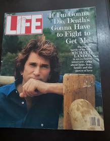 LIFE 杂志(外文原版) 1991