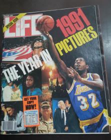 LIFE 杂志(外文原版) 1992