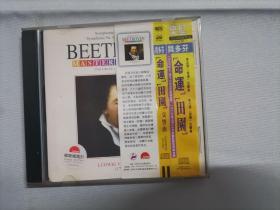 CD光盘   BEETHOVEN