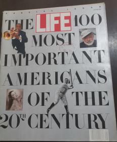 LIFE 杂志(外文原版) 1990