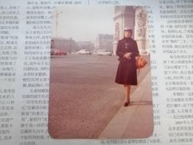 罕见华人小资优裕生活:欧洲旅行-巴黎凯旋门