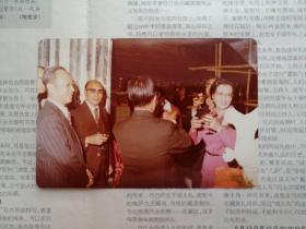 罕见香港著名的裕华国货公司宴会留影(二)