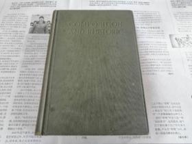 1915年原版精印《Outlines of Composition and Rhetoric》构图与修辞概述