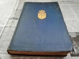 罕见民国时期原版经典《Prince Otto》英国著名小说家罗伯特·路易斯·史蒂文森优秀作品