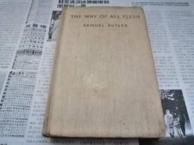 1936年英国原版印制的塞缪尔·巴特勒经典名著(众生之路)《The Way of All Flesh》