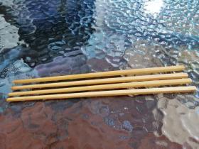 罕见清代筷子二副