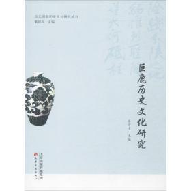 巨鹿历史文化研究秦进才天津古籍出版社历史