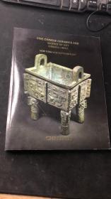 CHRISTIES:NEW YORK 中国瓷器及工艺精品 2017