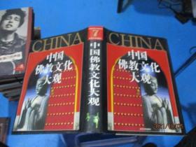 中国佛教文化大观  精装  正版现货   9-2号柜