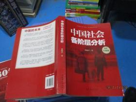 中国社会各阶层分析  最新升级版   11-1号柜