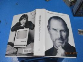 Steve Jobs by Walter Isaacson (史蒂夫·乔布斯传) 英文原版精装 10-1号柜