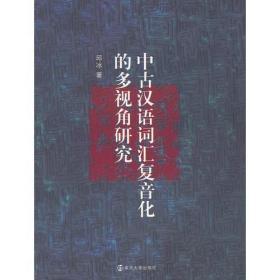 中古汉语词汇复音化的多视角研究