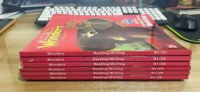 Wonders Reading/Writing 【G1-U1-6 六本合售】