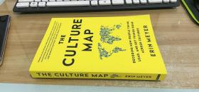 THE CULTURE MAP(英文原版,文化地图)
