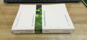 【进口原版】牛津法国短篇故事集 The Oxford Book of French Short stories