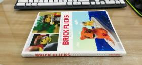 BRICK FLICKS乐高积木大作战电影和海报场景设置玩具设计书