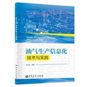 全新正版图书 油气生产信息化技术与实践鲁玉庆中国石化出版社有限公司9787511462145 信息技术应用油气开采研究普通大众只售正版图书