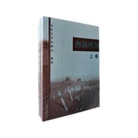 全新正版图书 西部风景山东文艺出版社山东文艺出版社9787532918522只售正版图书