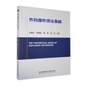 全新正版图书 炸药爆炸理论基础曙光北京理工大学出版社有限责任公司9787568285827 炸药爆炸研究普通大众只售正版图书