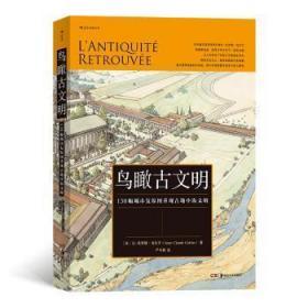 全新正版图书 鸟瞰古文明让_克劳德·戈尔万湖南社9787535688255只售正版图书