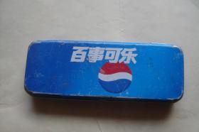 文具盒 铅笔盒 百事可乐