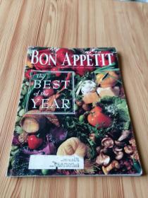 BON APPTIT ,AMERICAS FOOD AND ENTERTAINING MAGAZINE, JANUARY 1993   《好胃口》,美国食品和娱乐杂志,1993年1月