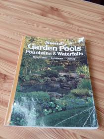 GARDEN POOLS  FOUNTAINS WATERFALLS    花园水池喷泉瀑布
