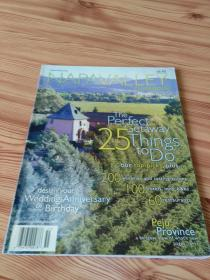 NAPA VALLEY GUIDEBOOK, THE PERFECT GETAWAY 25 THINGS TO DO    纳帕谷旅游指南,完美度假25件事