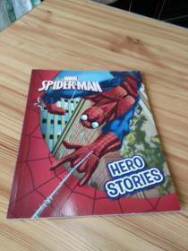 SPIDER-MAN, A WEEK WITH THE WEB-SLINGER    蜘蛛侠,和甩网者在一起一周