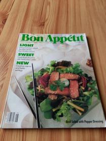BON APPTIT ,AMERICAS FOOD AND ENTERTAINING MAGAZINE, JUNE 1988   《好胃口》,美国食品和娱乐杂志,1988年6月