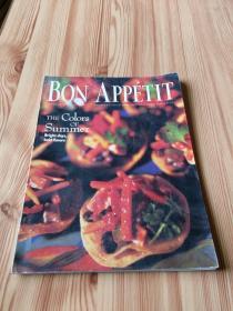 BON APPTIT ,AMERICAS FOOD AND ENTERTAINING MAGAZINE, AUGUST 1993   《好胃口》,美国食品和娱乐杂志,1993年8月