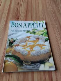 BON APPTIT ,AMERICAS FOOD AND ENTERTAINING MAGAZINE, APRIL 1995   《好胃口》,美国食品和娱乐杂志,1995年4月