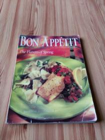 BON APPTIT ,AMERICAS FOOD AND ENTERTAINING MAGAZINE, APRIL 1992   《好胃口》,美国食品和娱乐杂志,1992年4月