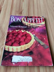 BON APPTIT ,AMERICAS FOOD AND ENTERTAINING MAGAZINE, FEBRUARY 1992   《好胃口》,美国食品和娱乐杂志,1992年2月