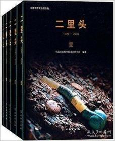 二里头:1999~2006 ( 16开精装 全五册 )