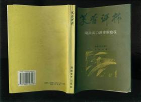 芙蓉评林:湖南实力派作家检视
