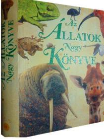 匈牙利语原版      少儿百科     Az Allatok Nagy Konyve