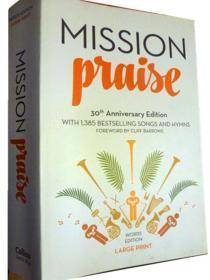 英文原版      Mission Praise (30th Anniversary Edition)      赞美诗(歌)